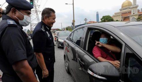 Tindakan Drastik Diambil Jika Masih Berdegil – Polis
