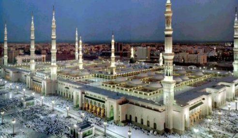 Arab Saudi Larang Solat Jemaah Dan Jumaat