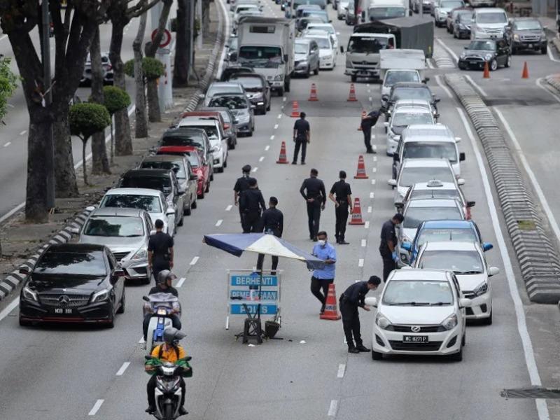 Kakitangan Bekerja Perlu Ada Surat Pelepasan Perjalanan