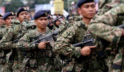 Covid-19: Tentera Bantu Polis Bermula Tengah Malam Esok