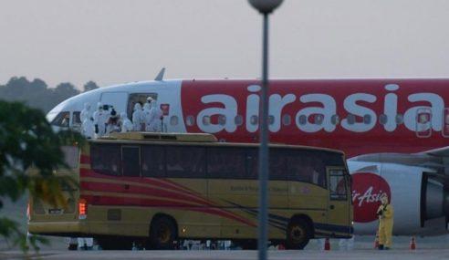 189 Lagi Rakyat Malaysia Dihantar Pulang Dari India