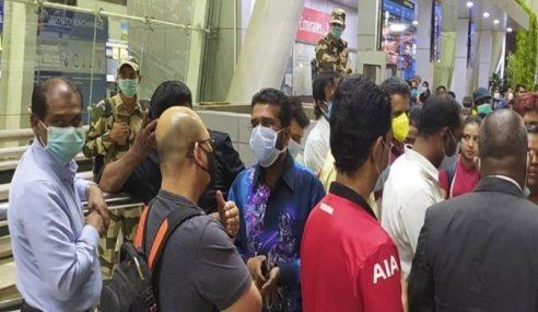 Lebih 1,000 Rakyat Malaysia Berjaya Dibawa Pulang