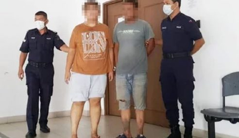 2 Lelaki Dipenjara Ingkar Perintah Kawalan Pergerakan