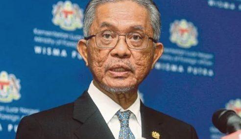 558 Rakyat Malaysia Selamat Tiba Dari India