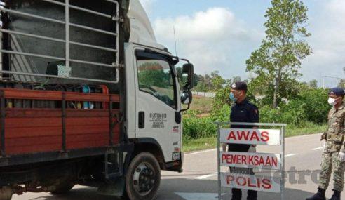 Bekalan Makanan Penduduk Simpang Renggam Mencukupi