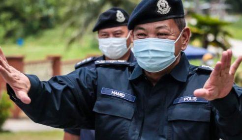 PDRM Guna Dron Pantau Kawasan PKPD – KPN