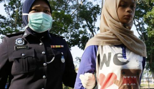 Denda RM10,000 Hina Polis, Penjara 3 Bulan