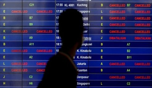 4,374 Rakyat Malaysia Masih Terkandas Di 56 Negara