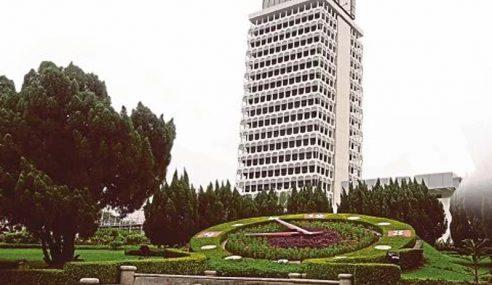 Dewan Rakyat Bersidang Ikut Jadual