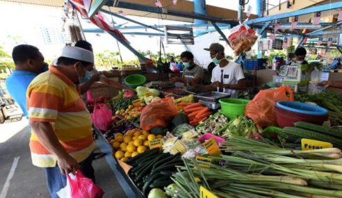 Berbelanja Di Pasar Segar Fama Tak Lebih 20 Minit