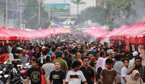 Konsep E-Bazar Guna E-Hailing Saja Dibenarkan