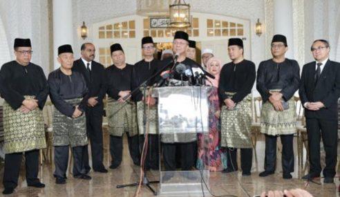 Johor Cipta Sejarah Lantik ADUN Bebas