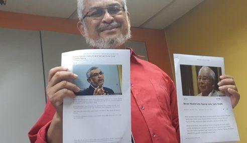 Khalid Mahu Saman Najib, Redzuan