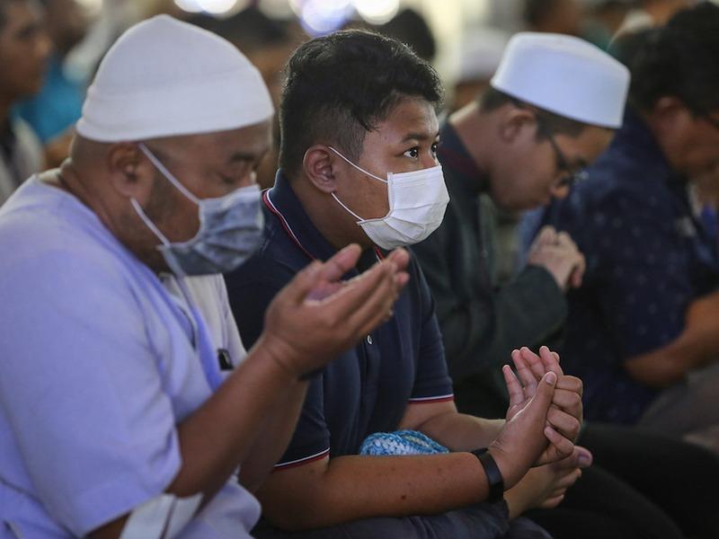 Ihya' Ramadan Tak Dibenar Di Masjid, Surau Di Selangor