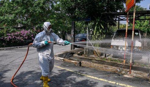29 Operasi Sanitasi Dilakukan Di 11 Negeri Semalam