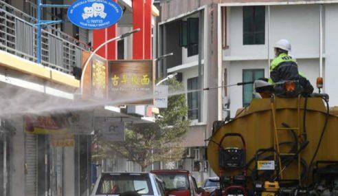 Kota Kinabalu Dikategorikan Zon Merah COVID-19