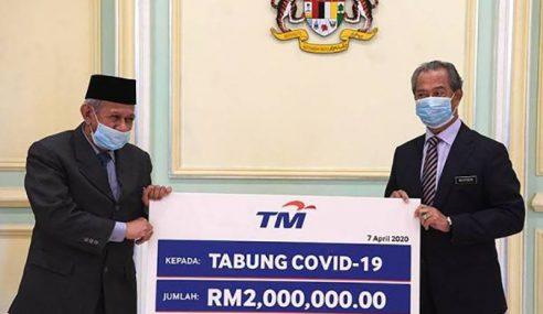 Kutipan Tabung COVID-19 Cecah RM22.6 Juta