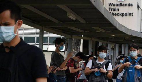 Kes Covid-19 Di Singapura 1,175 Dalam Dua Hari