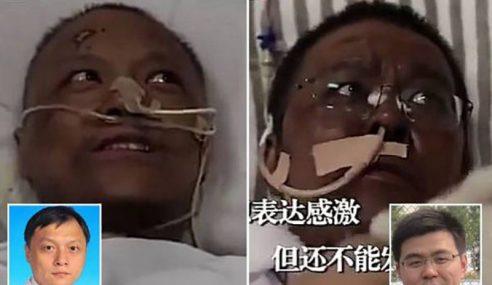 Kulit Doktor Bertukar Gelap Setelah Sembuh Covid-19