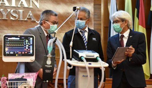 UEM Edgenta Sumbang Peralatan, Sistem Penjagaan Kesihatan