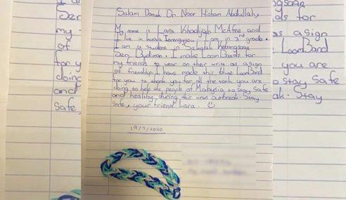 Dr Noor Hisham 'Disunting' Jadi Kenalan Peminat Cilik
