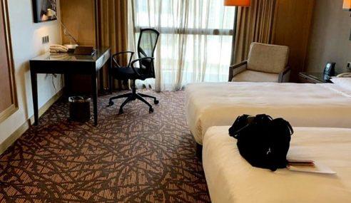 Kuarantin Di Hotel 5 Bintang 'Penjara Tanpa Kad Kunci'