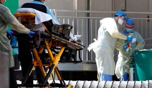 2,000 Kematian Akibat Covid-19 Di AS Dalam 24 Jam