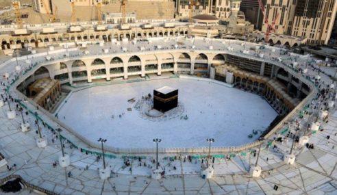Ramadan Sepi Di Tanah Suci