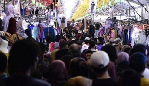 Batal Bazar Ramadan Langkah Terbaik Bendung COVID-19