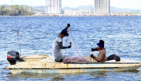 Dana Khas Prihatin Bantu Nelayan Terjejas