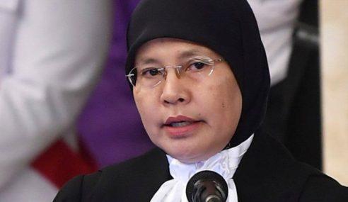 Pertimbang Hukuman Penjara Pesalah PKP – Ketua Hakim