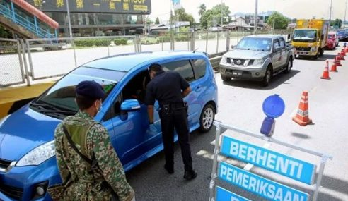 Jangan Begitu Manja, Henti Salahkan Polis – KPN