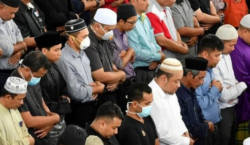 Tak Boleh Solat Jumaat Dalam Talian – Mufti Perlis