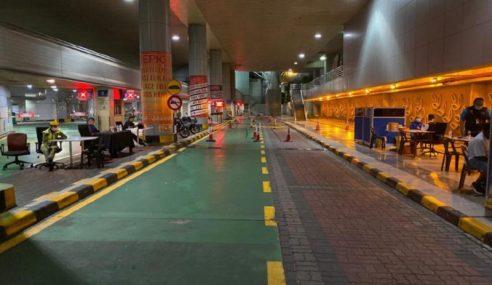 Tiada Kejadian Rempuhan Warga Malaysia Dari Singapura