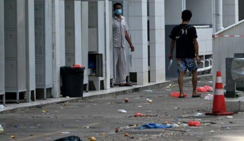 Tiada Rakyat Malaysia Ditempatkan Di Asrama Singapura