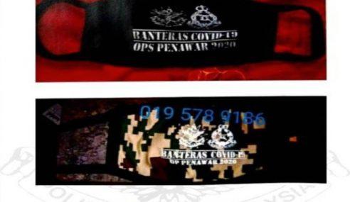 ATM Nafi Keluarkan Kemeja-T, Topeng Muka 'Operasi Penawar'