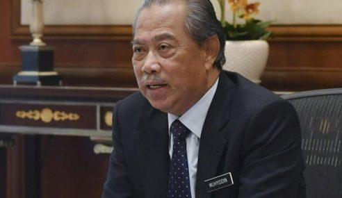 Muhyiddin Sertai Sidang Kemuncak Khas ASEAN, Bincang COVID-19