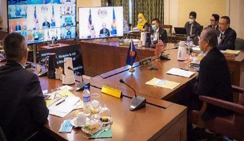 Malaysia Saran ASEAN Rangka Pelan Pemulihan Ekonomi COVID-19