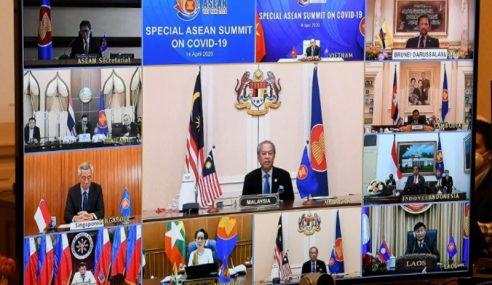 COVID-19: ASEAN, Dunia Hadapi Krisis Kesihatan, Ekonomi