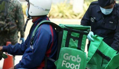 Semua Penghantar Makanan Dibenar Beroperasi Bulan Ramadan