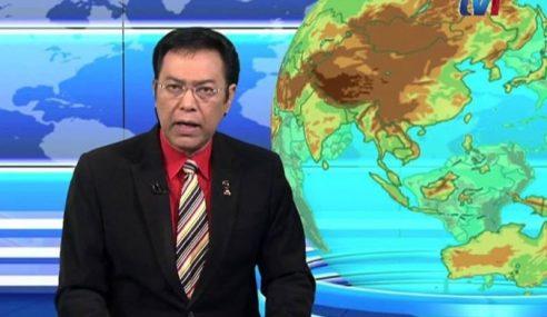 Pembaca Berita RTM Farit Ismeth Emir Meninggal Dunia