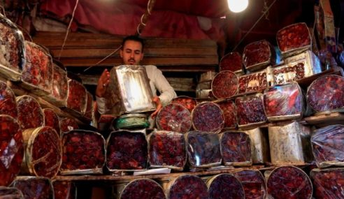 Ketibaan Ramadan Disambut Suram