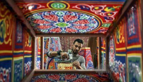 Tanglung Rai Ramadan Di Palestin