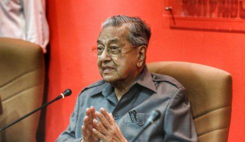 Mahathir Lantik Shazmi Miah Setiausaha Kerja Bersatu Baharu