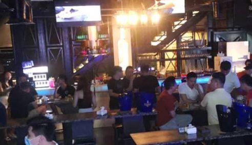 PKPB: 29 Lelaki Berkumpul Dalam Pub Bawa Padah