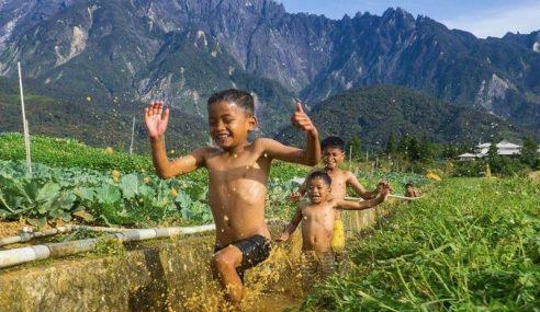 Beri Perhatian Sabah Dan Sarawak – Agong