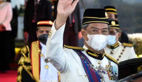 Muhyiddin Layak Dilantik Sebagai PM Ke-8 – Agong