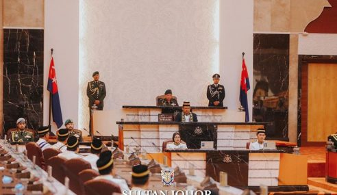 Elak Virus Perpecahan – Sultan Johor