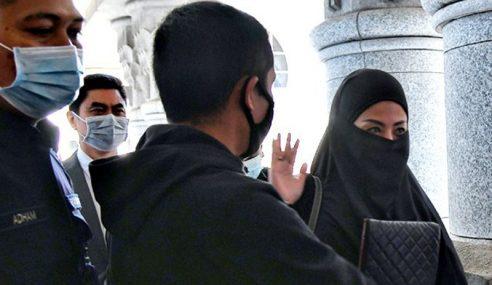 Anak Zahid, Suami Didenda RM800 Ingkar PKP