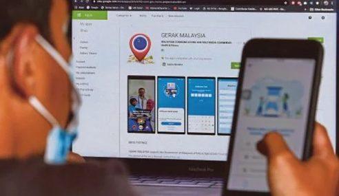 Aplikasi Gerak Malaysia Paling Banyak Dimuat Turun